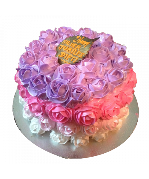 Colorful Flower Cake Designer Cakes Cakes